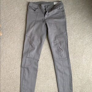 Vince Camuto gray jeans